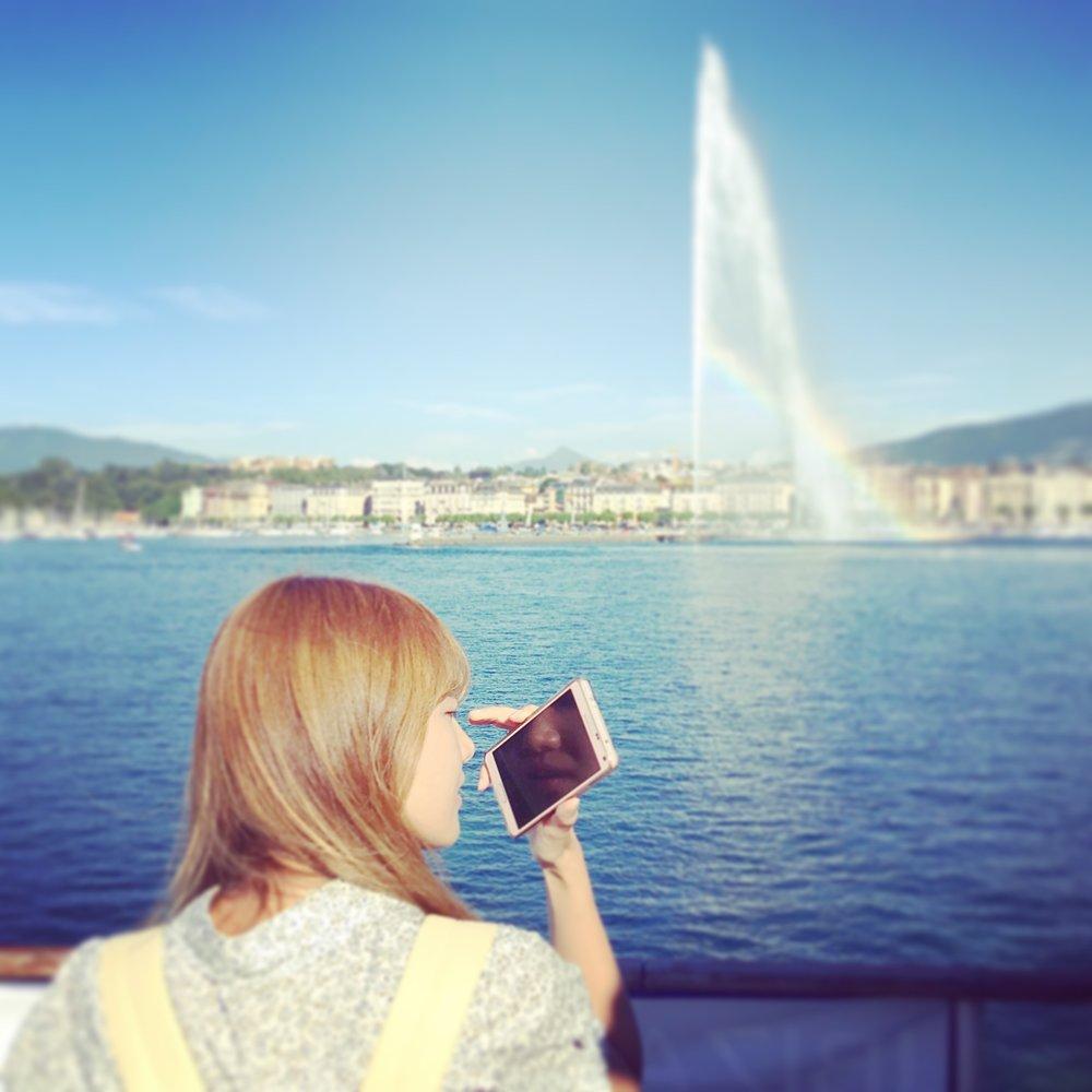 Seonghye Jung, Genève