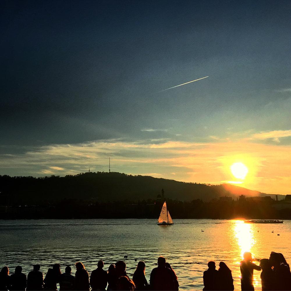 Lac de Zurich