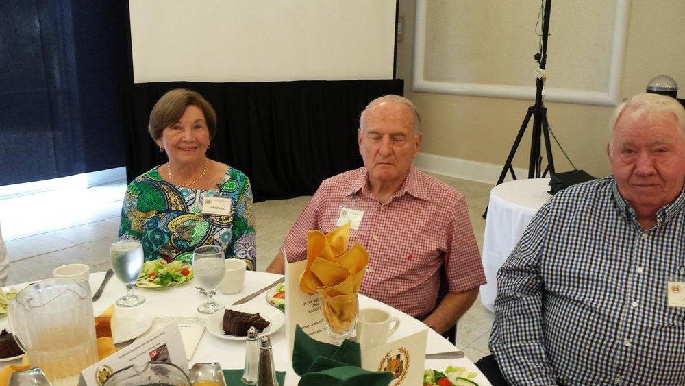 Theresa & Al Paddock, Arlo Despain