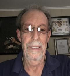 POVA Life Member Howard Patrick