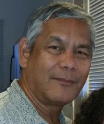 POVA Life Member Ramon Pangelinan