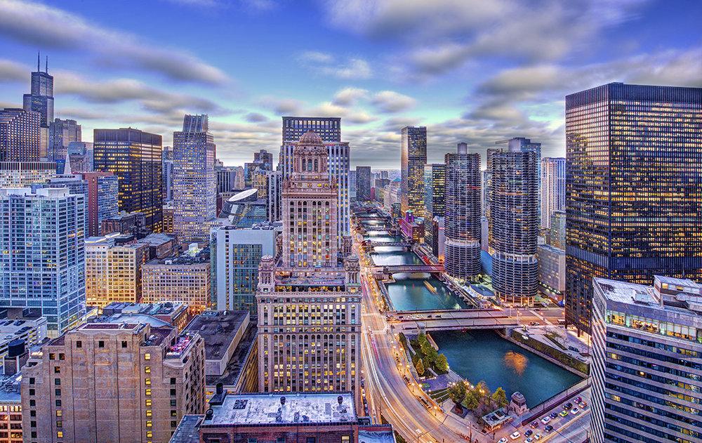 CHICAGO - December 2, 2018