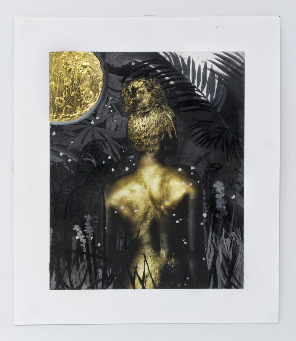 Lina Iris Viktor, The Dark Continent Series, No 09, 2016. Image courtesy of Mariane Ibrahim Gallery.