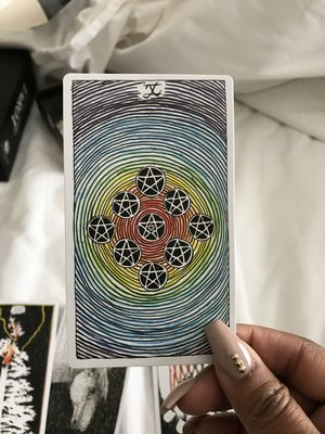 10 of Pentacles - The Wild Unknown Tarot