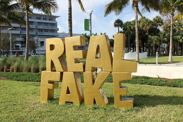 Phillip Pessar, Real Fake Art Basel, Digital photograph, 2013. Image shared courtesy of: https://creativecommons.org/licenses/by/2.0/