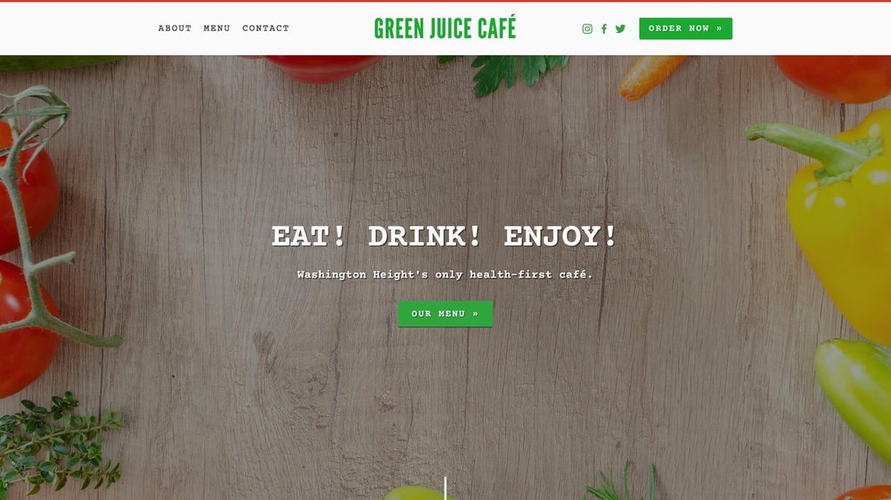 Green Juice Cafe