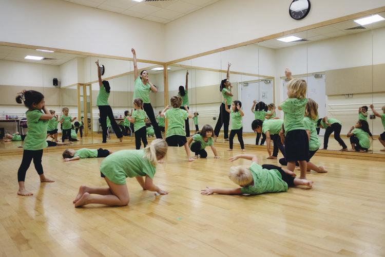 Genoeg Movelab Dance Centre UZ-71
