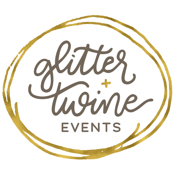 glitter + twine events