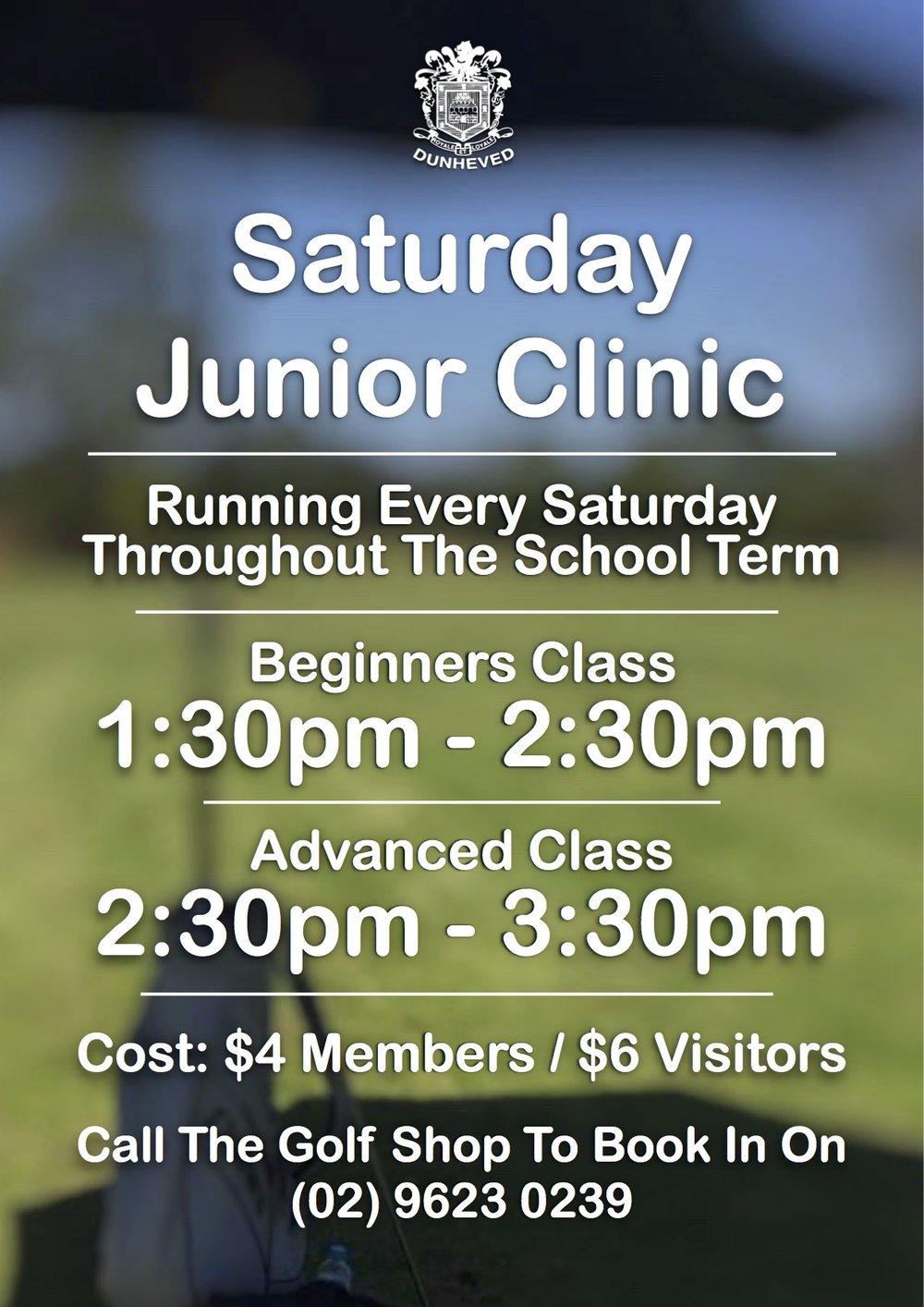 Saturday Junior Clininc .jpg