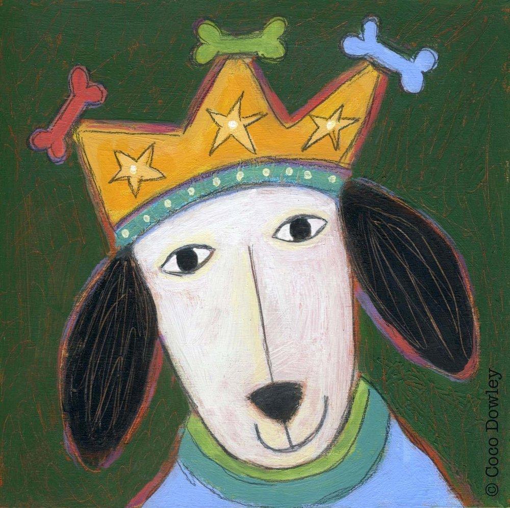 Dog King of Biscuit Land