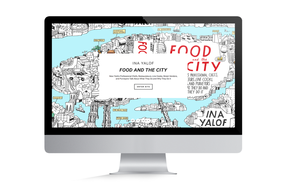 Ina Yalof<br>Food and the City