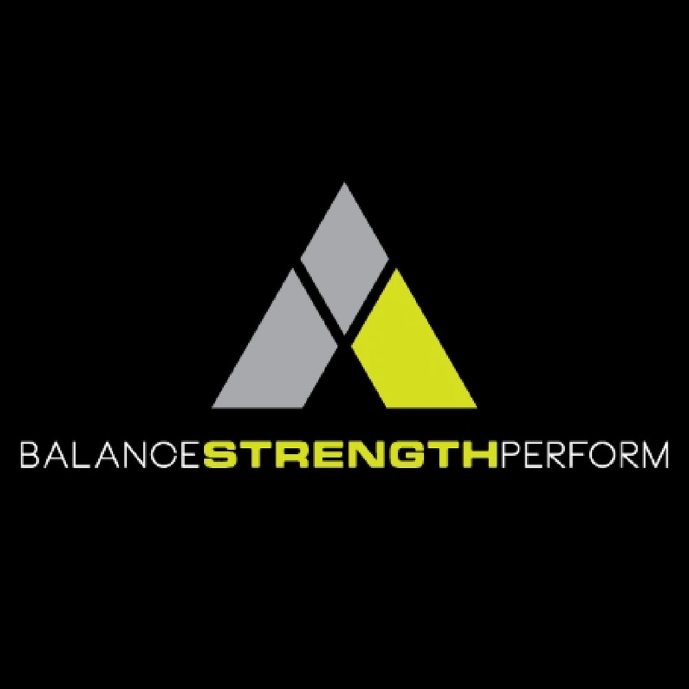 Balance.<br>Strength.<br>Perform.
