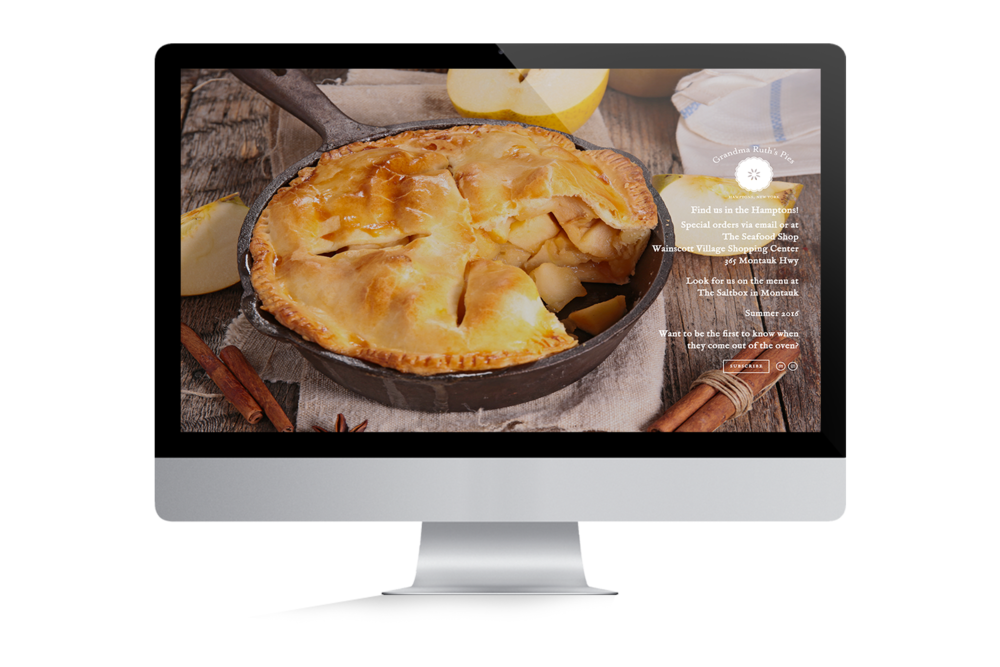 Grandma Ruth's Pies
