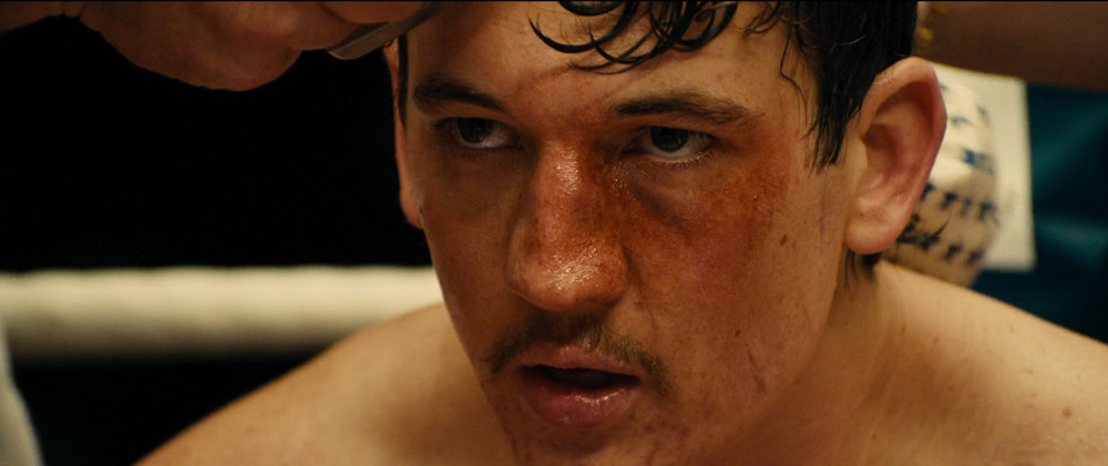 Miles Teller in Bleed For This by Ben Younger