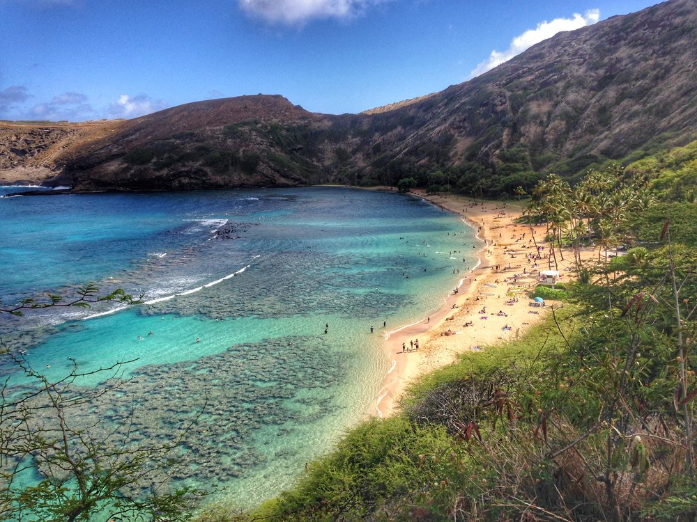 Hanauma Bay Natural Preserve