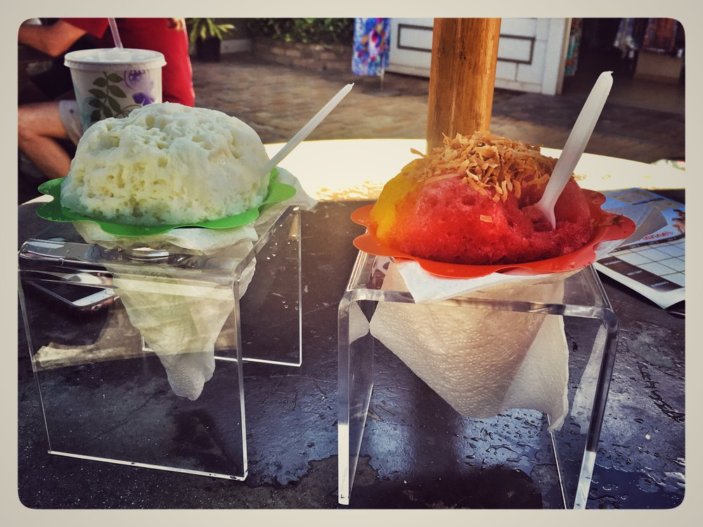 Uluani Shaved Ice