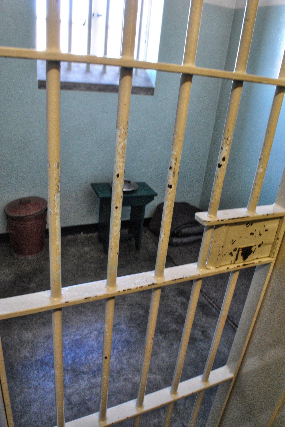 Nelson Mandela's Cell (Robben Island)