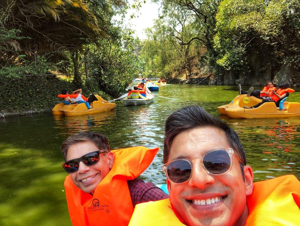 Lago Menor @ Bosque de Chapultepec