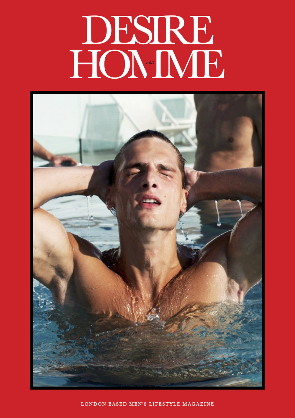 DESIRE HOMME vol. 1