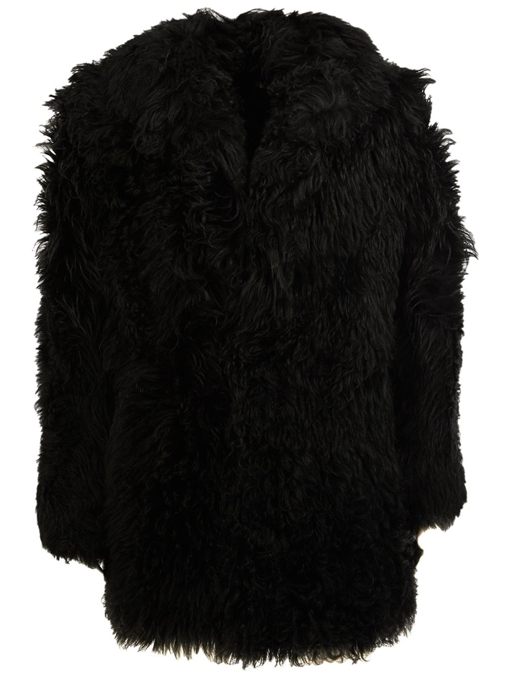 Saint Laurent  short fur coat - $8,990