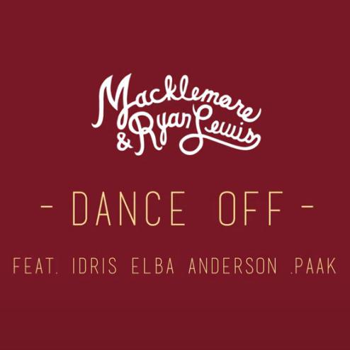 Macklemore & Ryan Lewis - Dance Off (feat. Idris Elba)