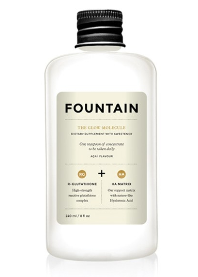 Fountain : The Glow Molecule