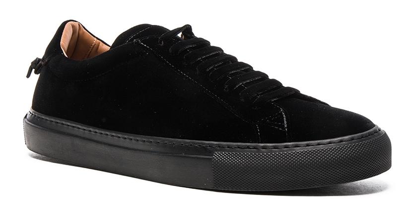 Givenchy Velvet Sneakers