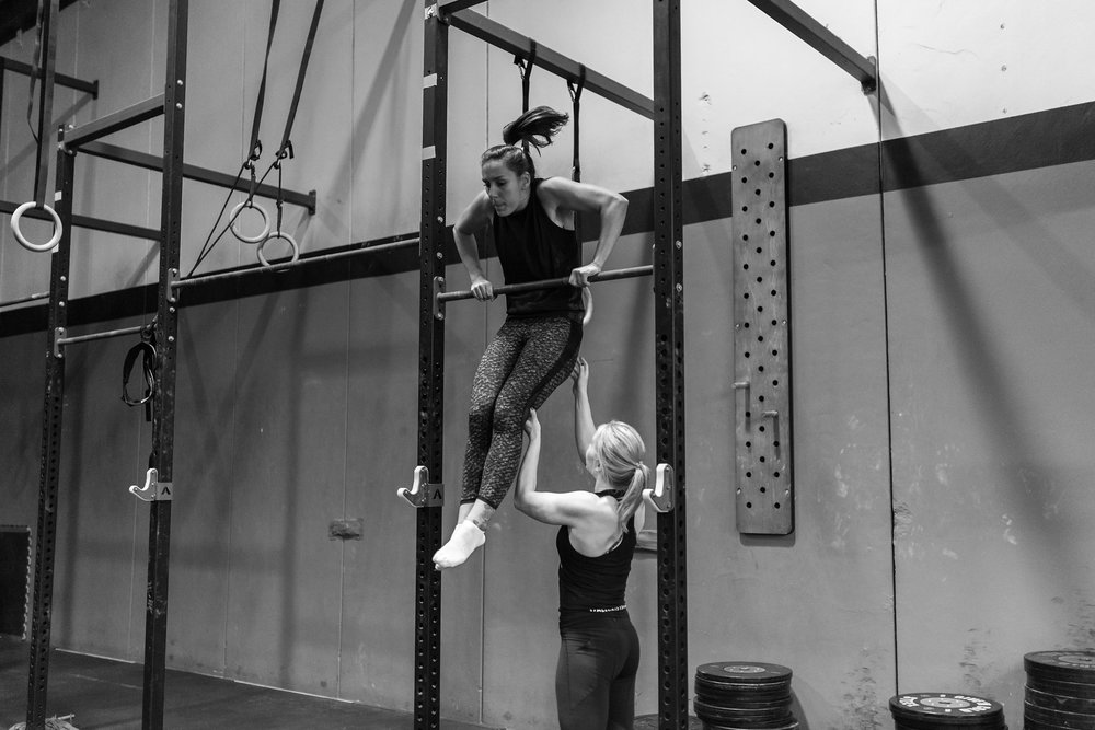 bar muscle up, crossfit skills