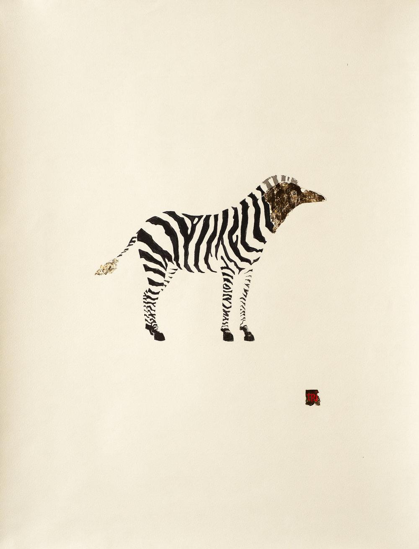 Zebra=Raven