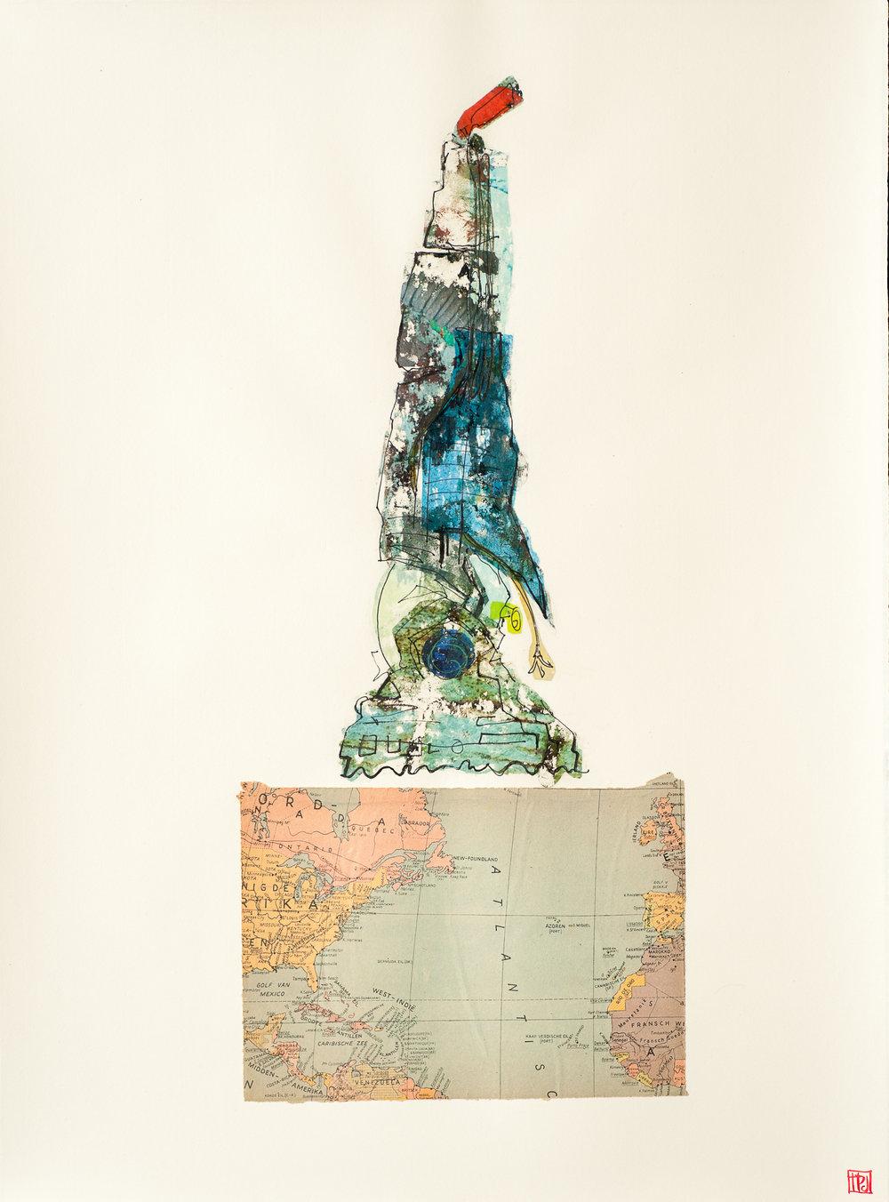 Transforms & Anatomical Thought Maps — TANYA P. JOHNSON