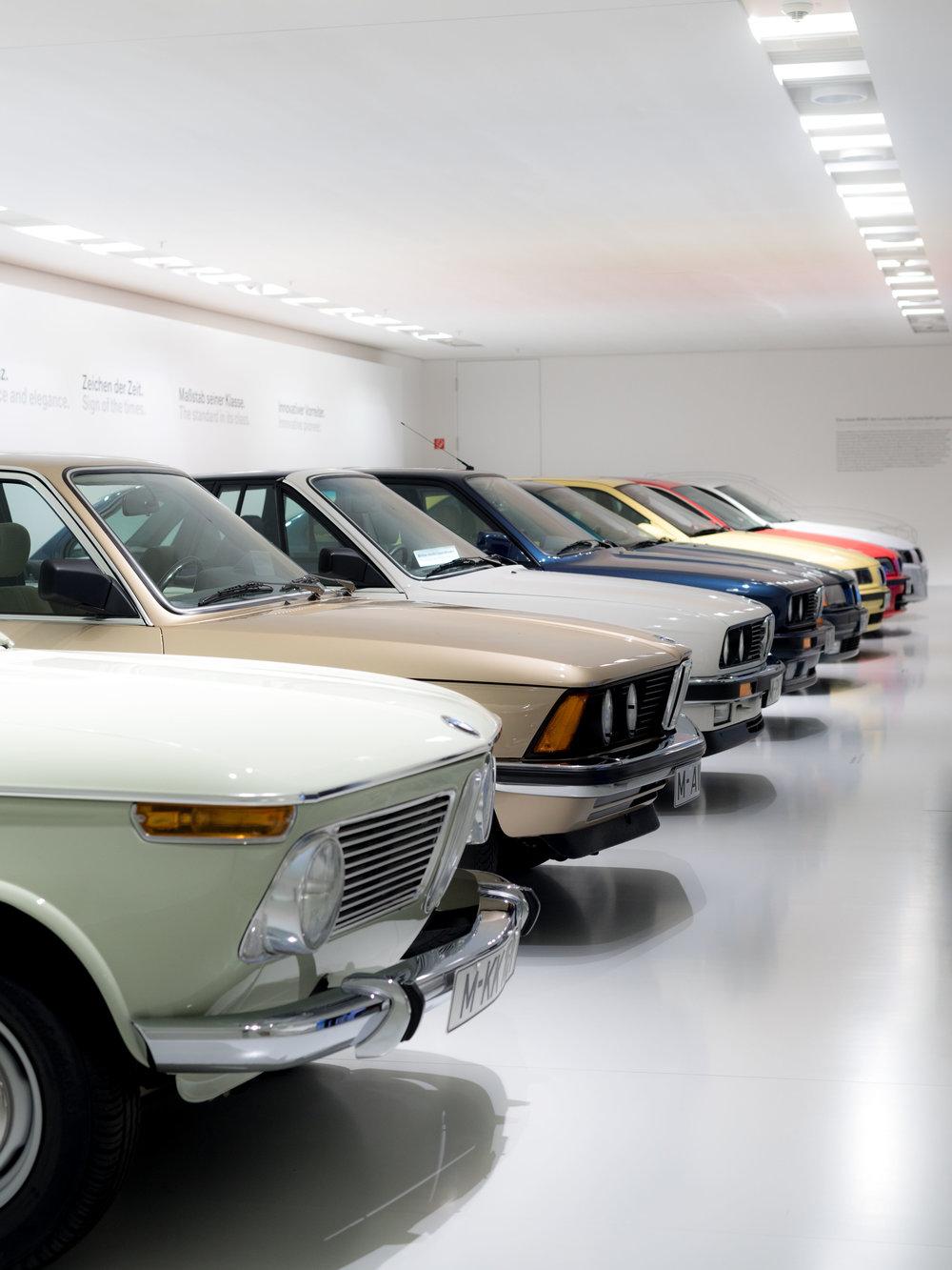 Munich BMW HQ 5