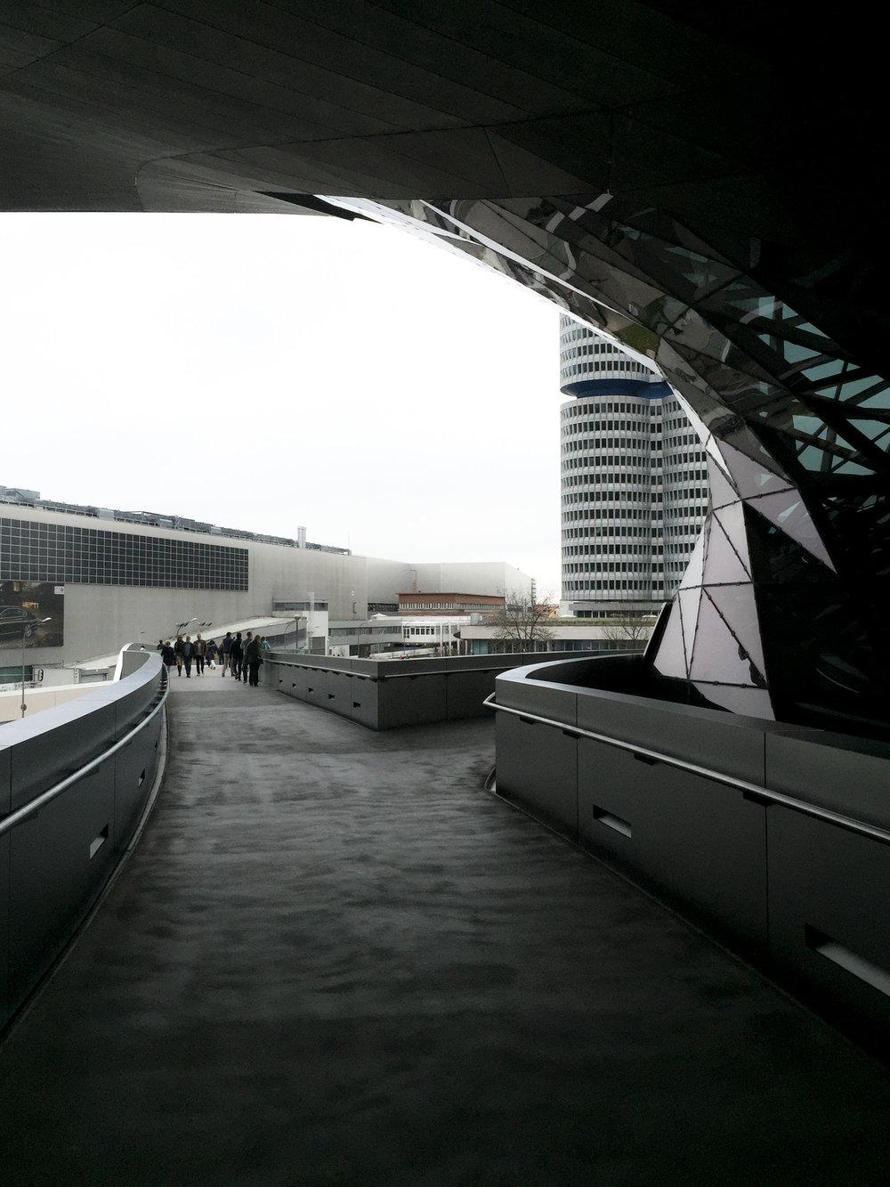Munich BMW HQ 2