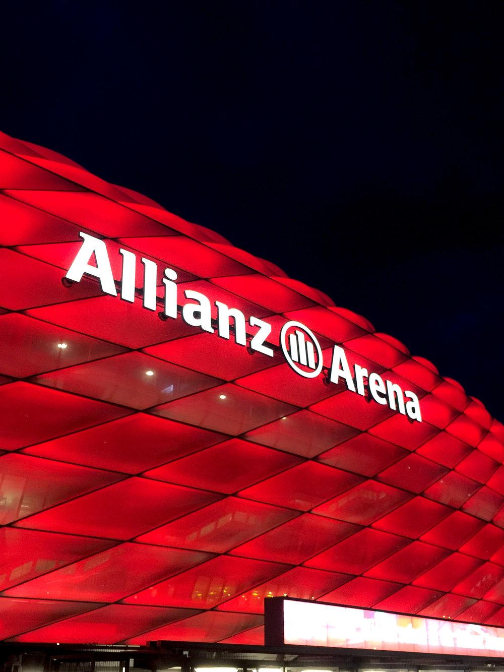 Munich Allianz 4