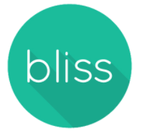 App is called Gratitude Journal  but icon says Bliss