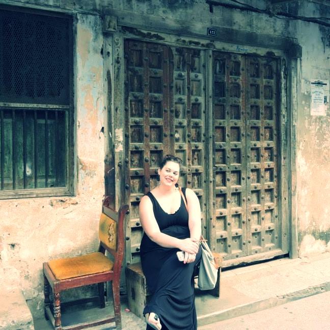 An afternoon exploring the wooden doors of Zanzibar in 2014.