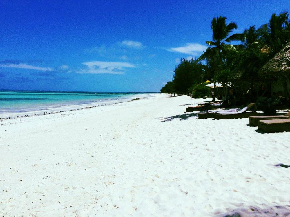 A little taste of paradise in Northern Zanzibar.