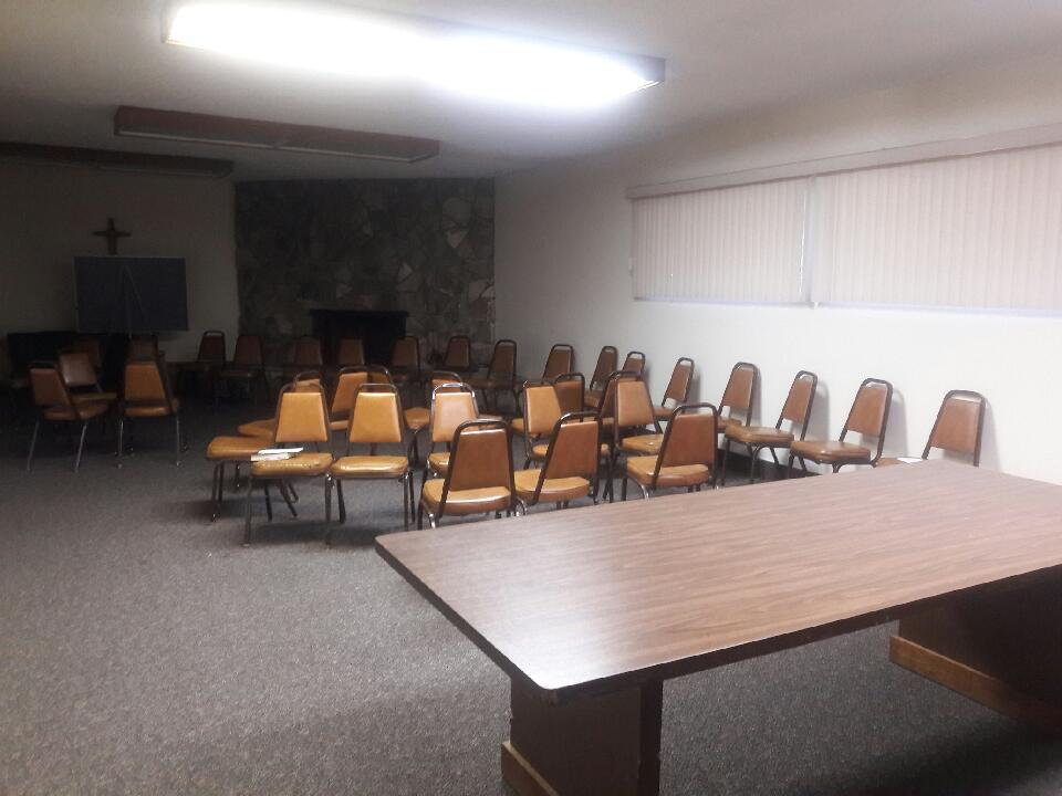 Plenty of rooms available for gather