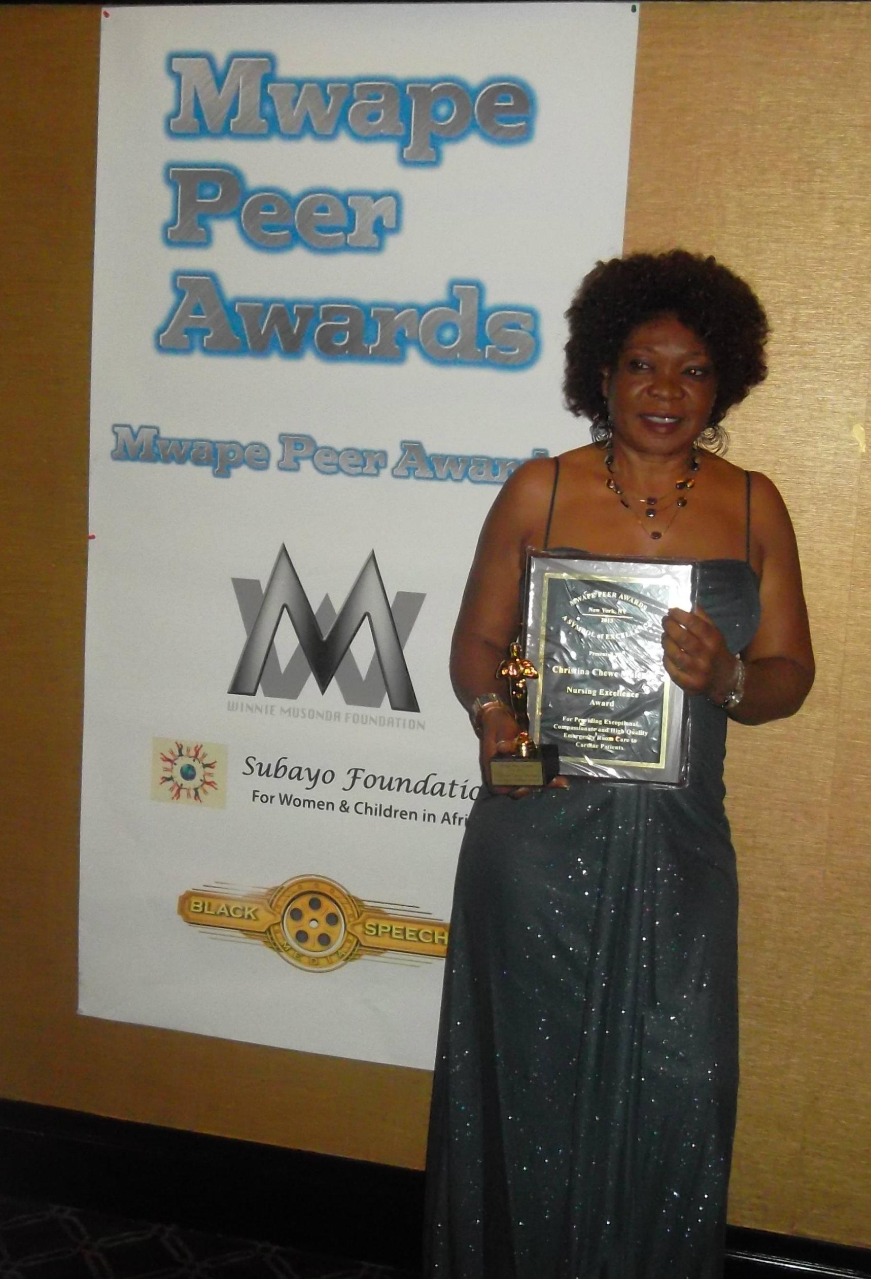 Christina Chewe Mulenga