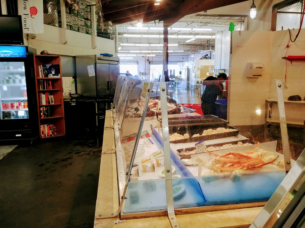 Catalina Offshore Products in San Diego, CA is the best place to source the freshest seafood available! Most of their seafood is sourced from the pristine waters of Southern California and Baja California. In Baja, most fishing is done with hand lines from small Panga boats to save the environment and preserve our natural resources. They buy their fresh seafood directly from reputable fishermen who are trained in the strict handling procedures necessary to preserve optimum quality.
