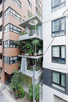 SANAA / garden house