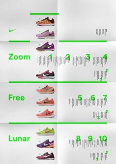 Nike Tech Guide 2015