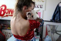 Puppy Love #davidbow http://ift.tt/29GxIG9