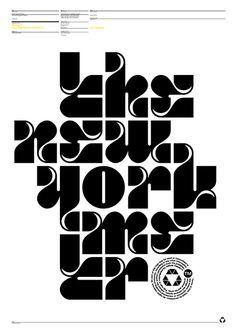 The New York Metro (