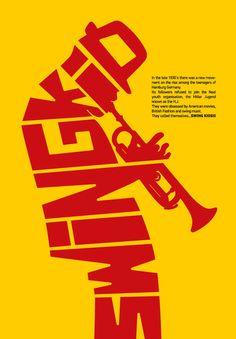 The Swing Kid: Typog