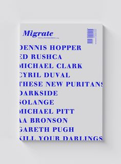 boyache: Cover for M