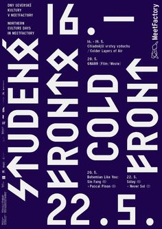 Cold Front poster fo