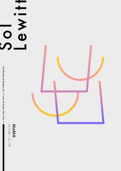 Sol LeWitt at MoMA h