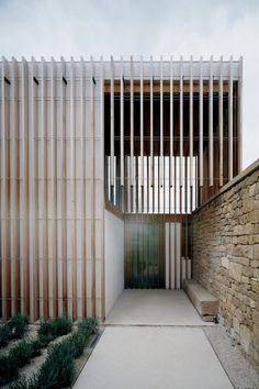 timber and stone hou