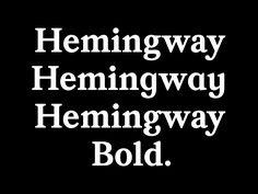 Hemingway by Adriaan
