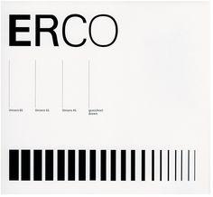 Otl Aicher, ERCO (19